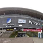 Wirsol Rhein-Neckar-Arena - Eingang für die Gästefans