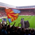 SCP Fans in Kaiserslautern