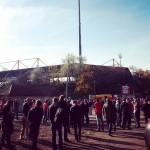 Die Alte Försterei (Stadion von Union Berlin)
